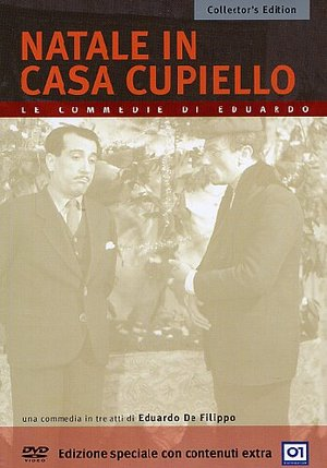 DE FILIPPO - NATALE IN CASA CUPIELLO (COLLECTOR'S EDITION) (2 DVD) (DVD)