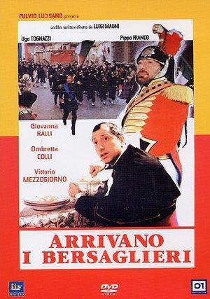 ARRIVANO I BERSAGLIERI (DVD)