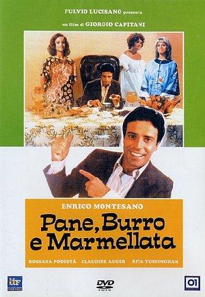 PANE BURRO E MARMELLATA (DVD)