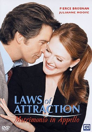 LAWS OF ATTRACTION (DVD)