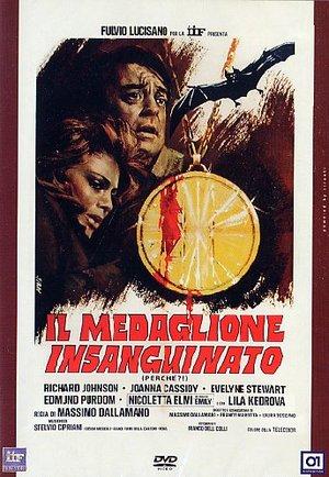IL MEDAGLIONE INSANGUINATO (DVD)