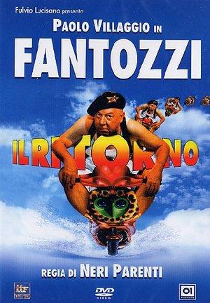 FANTOZZI IL RITORNO (DVD)