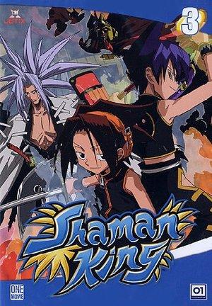 SHAMAN KING 03 IL NUOVO ORDINAMENTO (DVD)