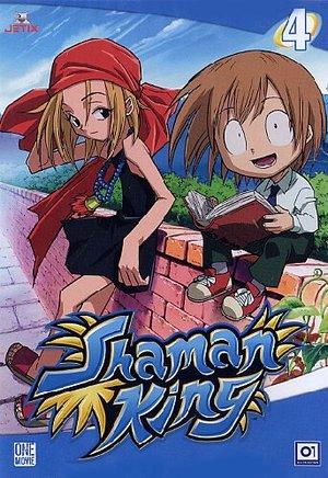 SHAMAN KING 04 IL PATTO DI RIO (DVD)
