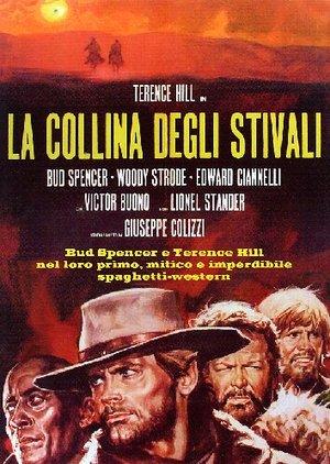 LA COLLINA DEGLI STIVALI (DVD)
