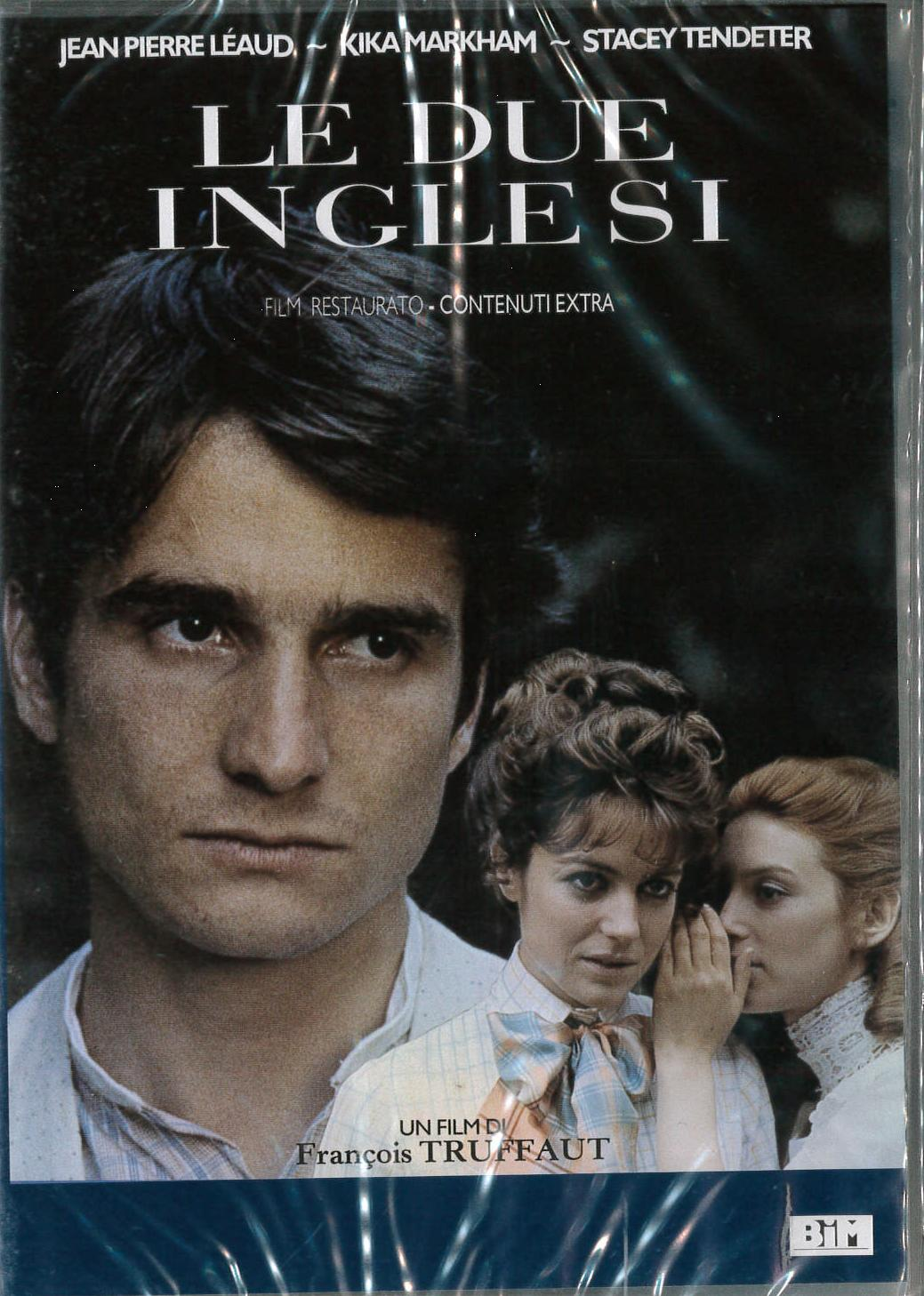 LE DUE INGLESI (DVD)