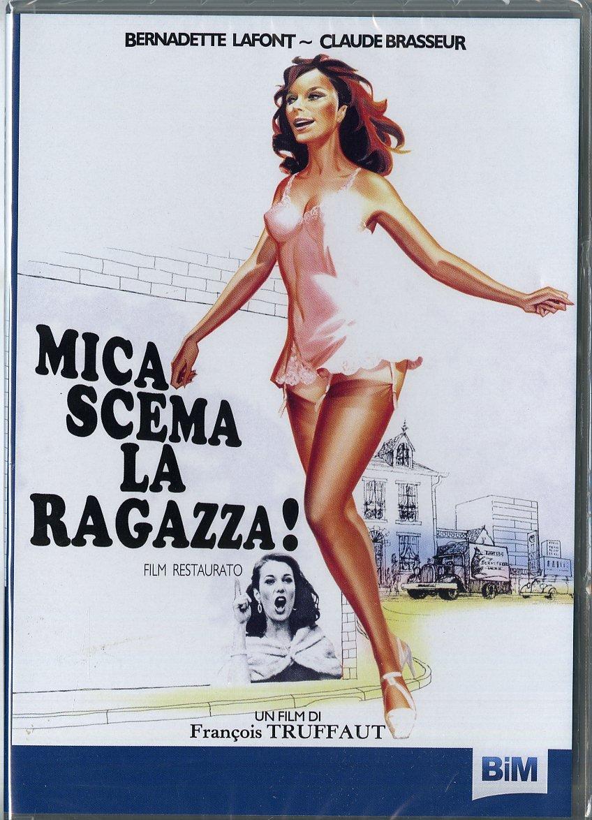 MICA SCEMA LA RAGAZZA (DVD)