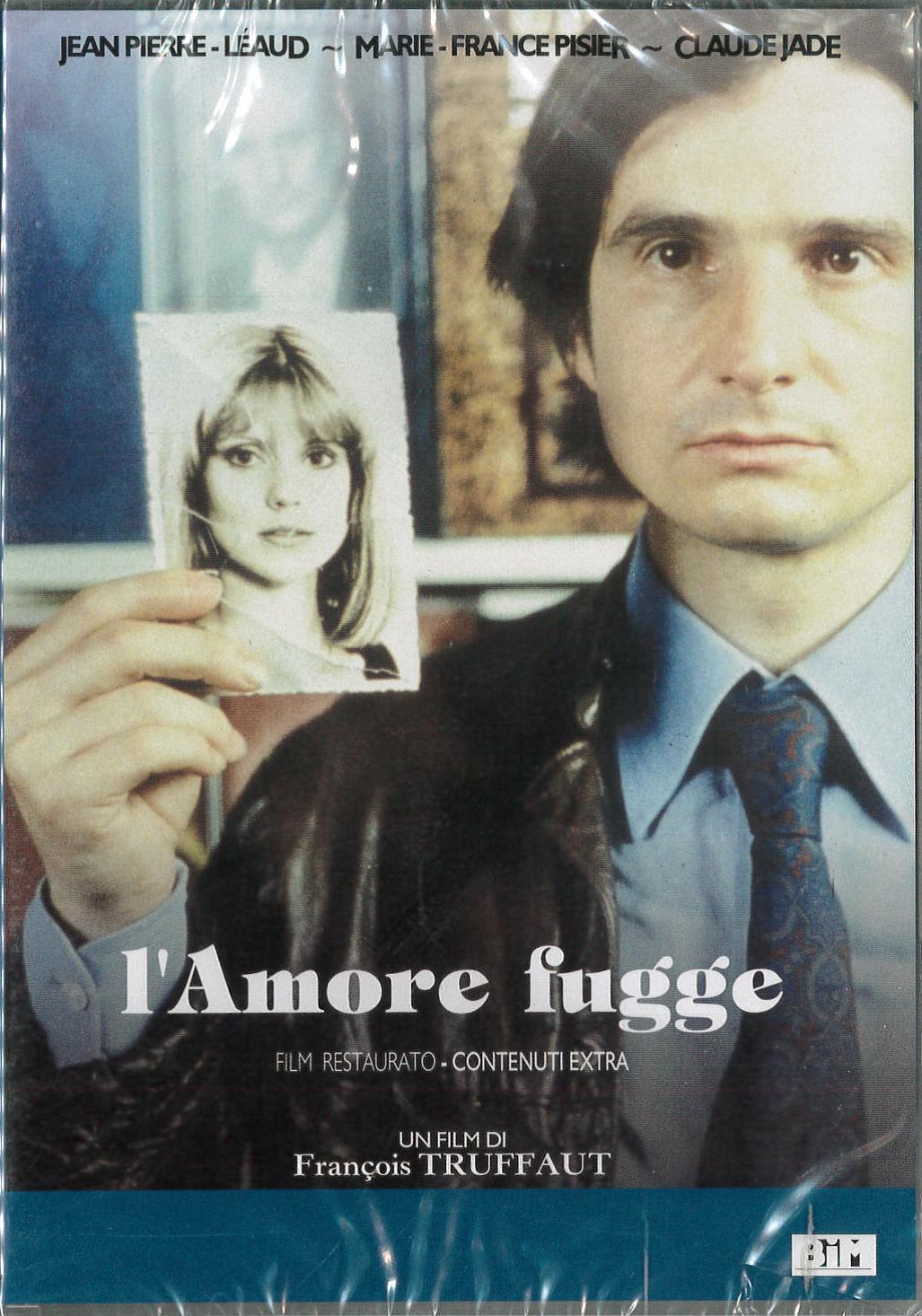 L'AMORE FUGGE (DVD)