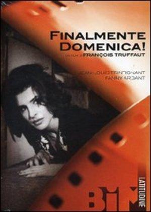 FINALMENTE DOMENICA (DVD)