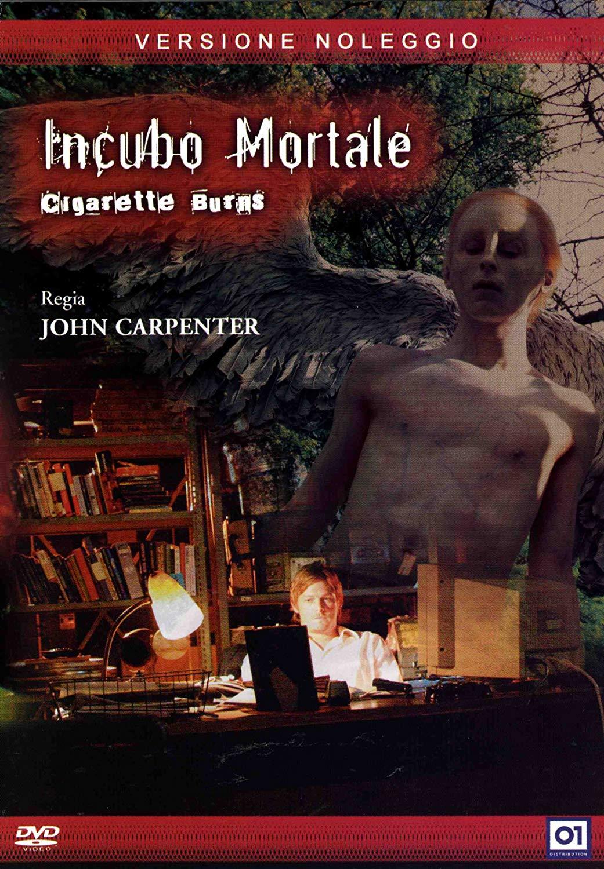 INCUBO MORTALE - CIGARETTE BURNS - EX NOLEGGIO (DVD)