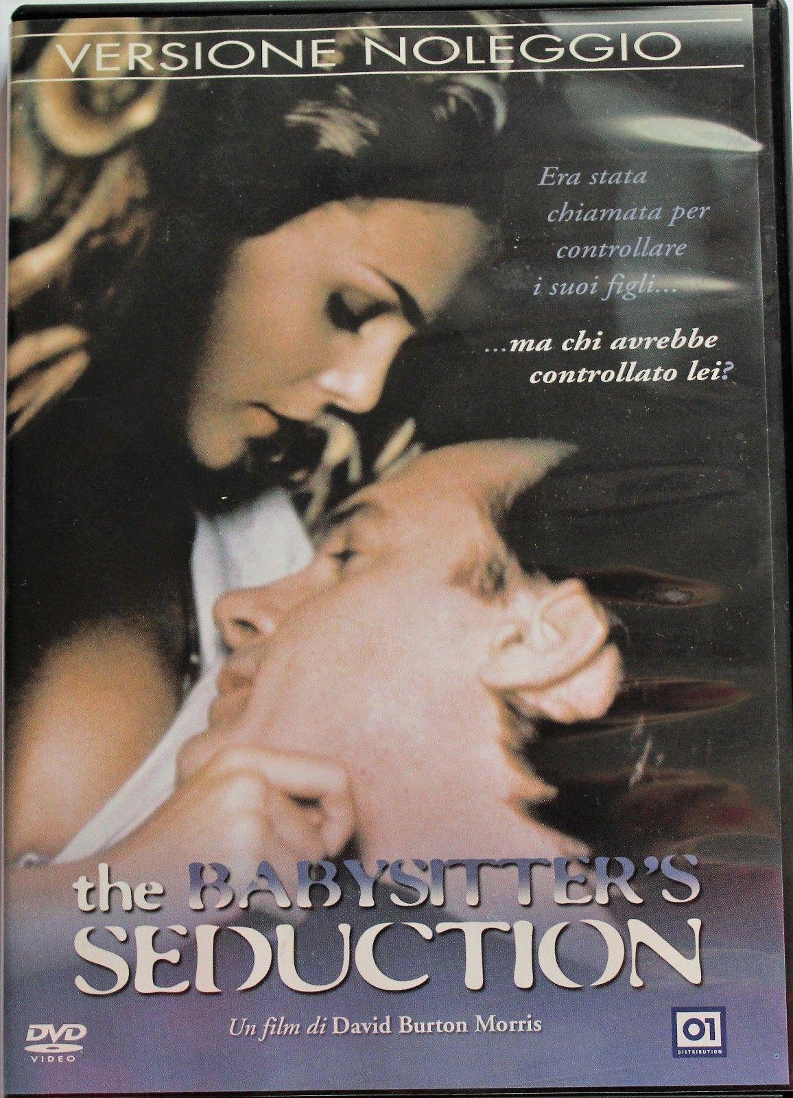 THE BABYSITTER'S SEDUCTION - EX NOLEGGIO (DVD)