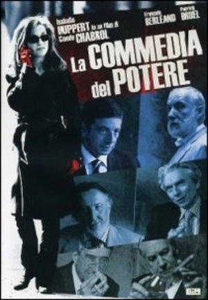 LA COMMEDIA DEL POTERE (DVD)