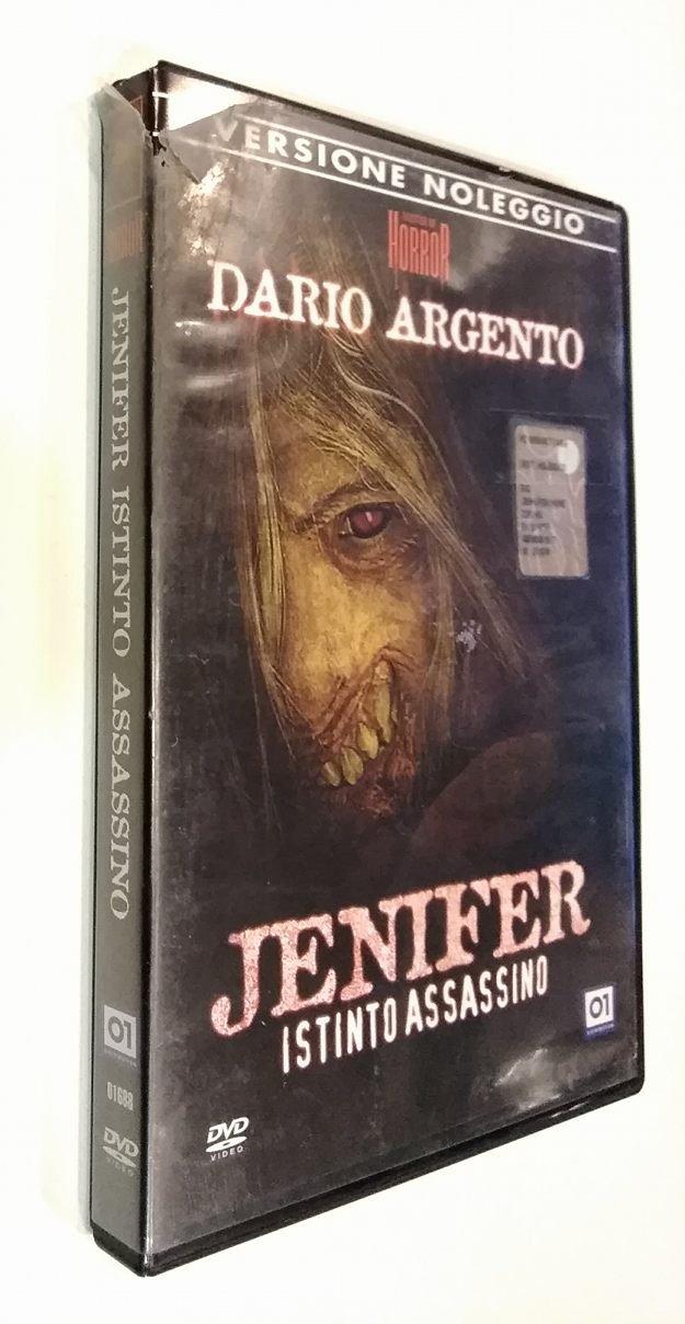 JENNIFER ISTINTO ASSASSINO - EX-NOLEGGIO (DVD)