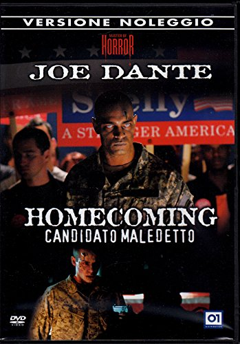 HOMECOMING CANDIDATO MALEDETTO - EX NOLEGGIO (DVD)
