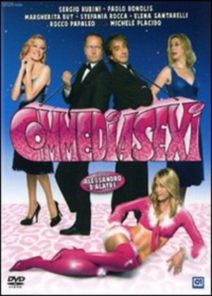 COMMEDIASEXI (DVD)