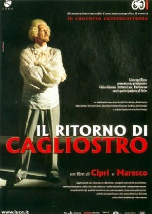 IL RITORNO DI CAGLIOSTRO (DVD)