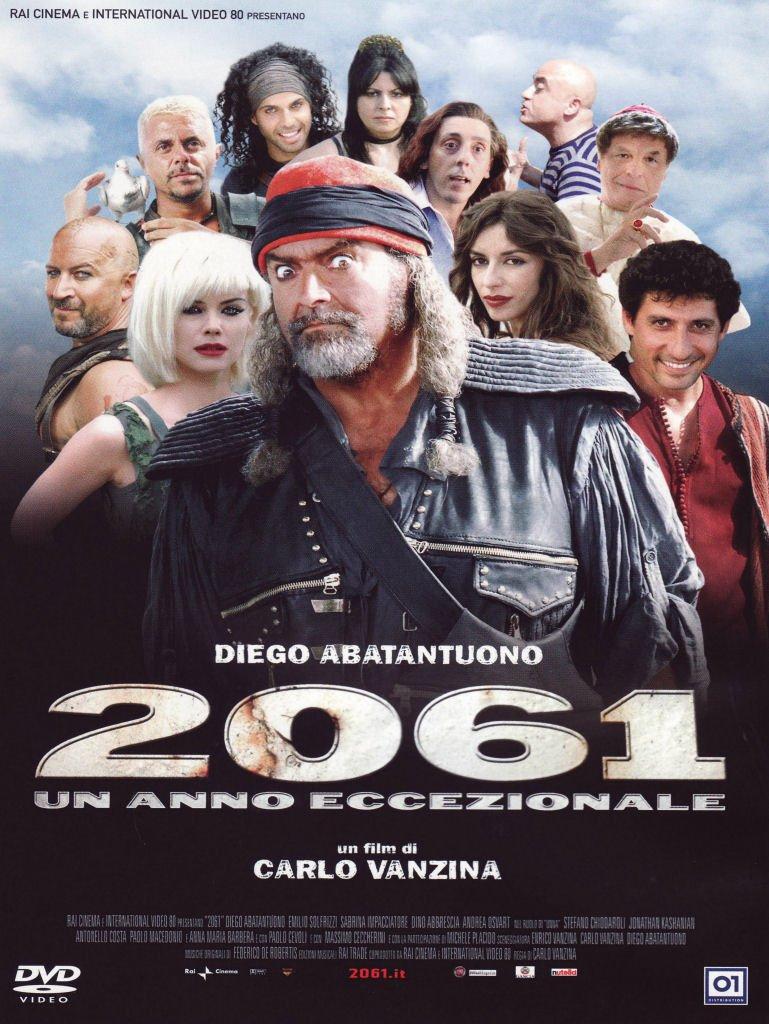 2061 UN ANNO ECCEZIONALE (DVD)