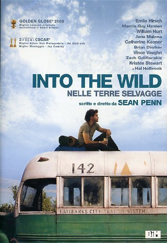 INTO THE WILD - NELLE TERRE SELVAGGE (DVD)