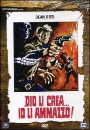 DIO LI CREA IO LI AMMAZZO (DVD)