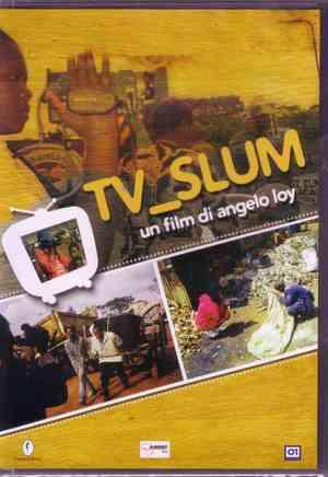 TV SLUM (DVD+BOOK) (DVD)