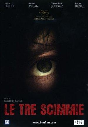 LE TRE SCIMMIE (DVD)