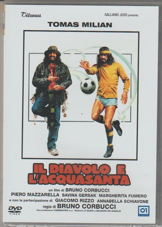 IL DIAVOLO E L'ACQUA SANTA (DVD)