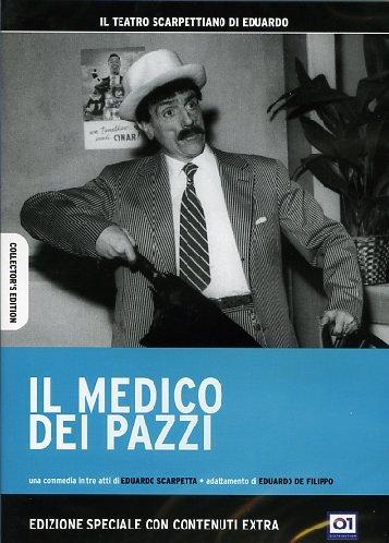 DE FILIPPO - IL MEDICO DEI PAZZI (COLLECTOR EDITION'S) (DVD)