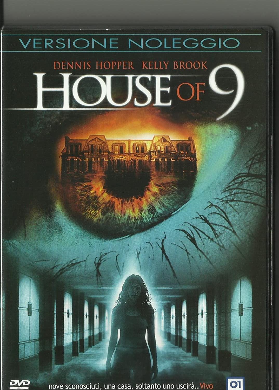 HOUSE OF 9 - EX NOLEGGIO (DVD)