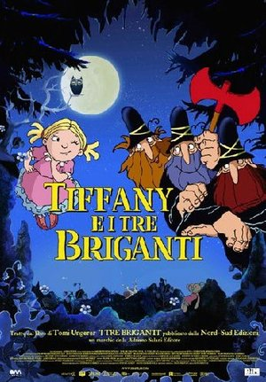 TIFFANY E I TRE BRIGANTI (DVD)
