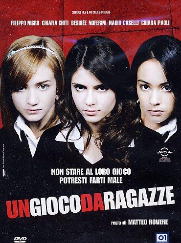 UN GIOCO DA RAGAZZE (DVD)