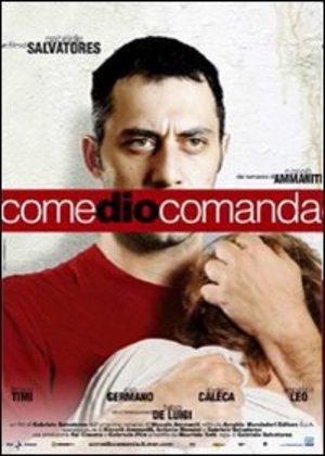 COME DIO COMANDA (DVD)