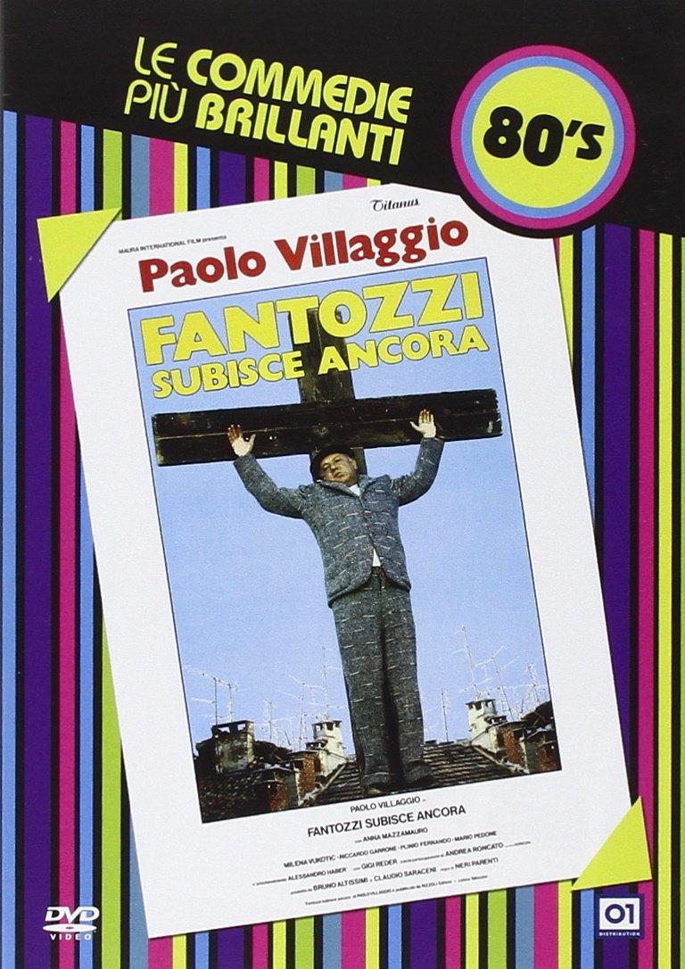 FANTOZZI SUBISCE ANCORA (DVD)
