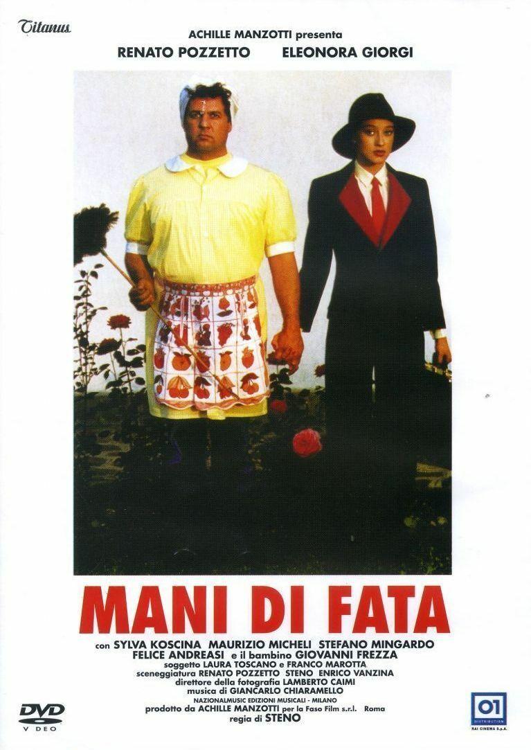 MANI DI FATA (DVD)