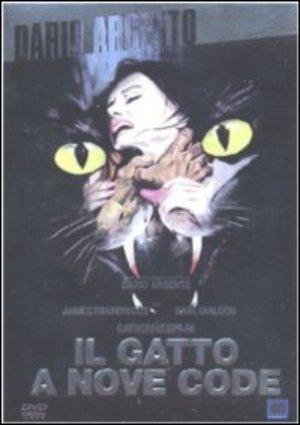 IL GATTO A NOVE CODE (DVD)