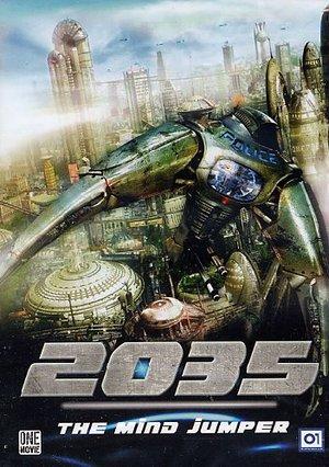 2035 THE MIND JUMPER (DVD)