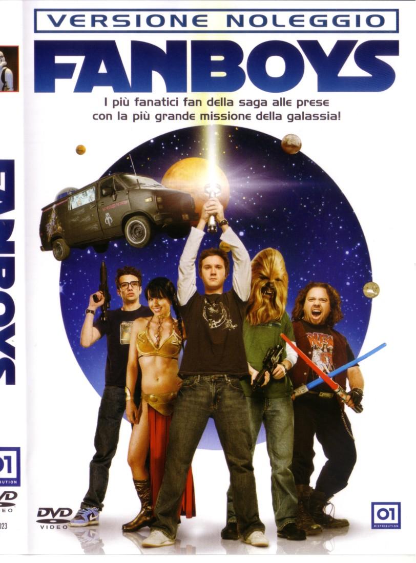 FANBOYS (DVD USATO EX NOLEGGIO) (DVD)