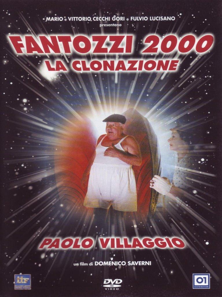FANTOZZI 2000 - LA CLONAZIONE (DVD)