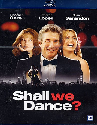 SHALL WE DANCE (BLU-RAY)