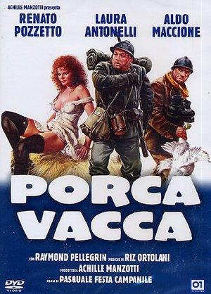 PORCA VACCA (DVD)