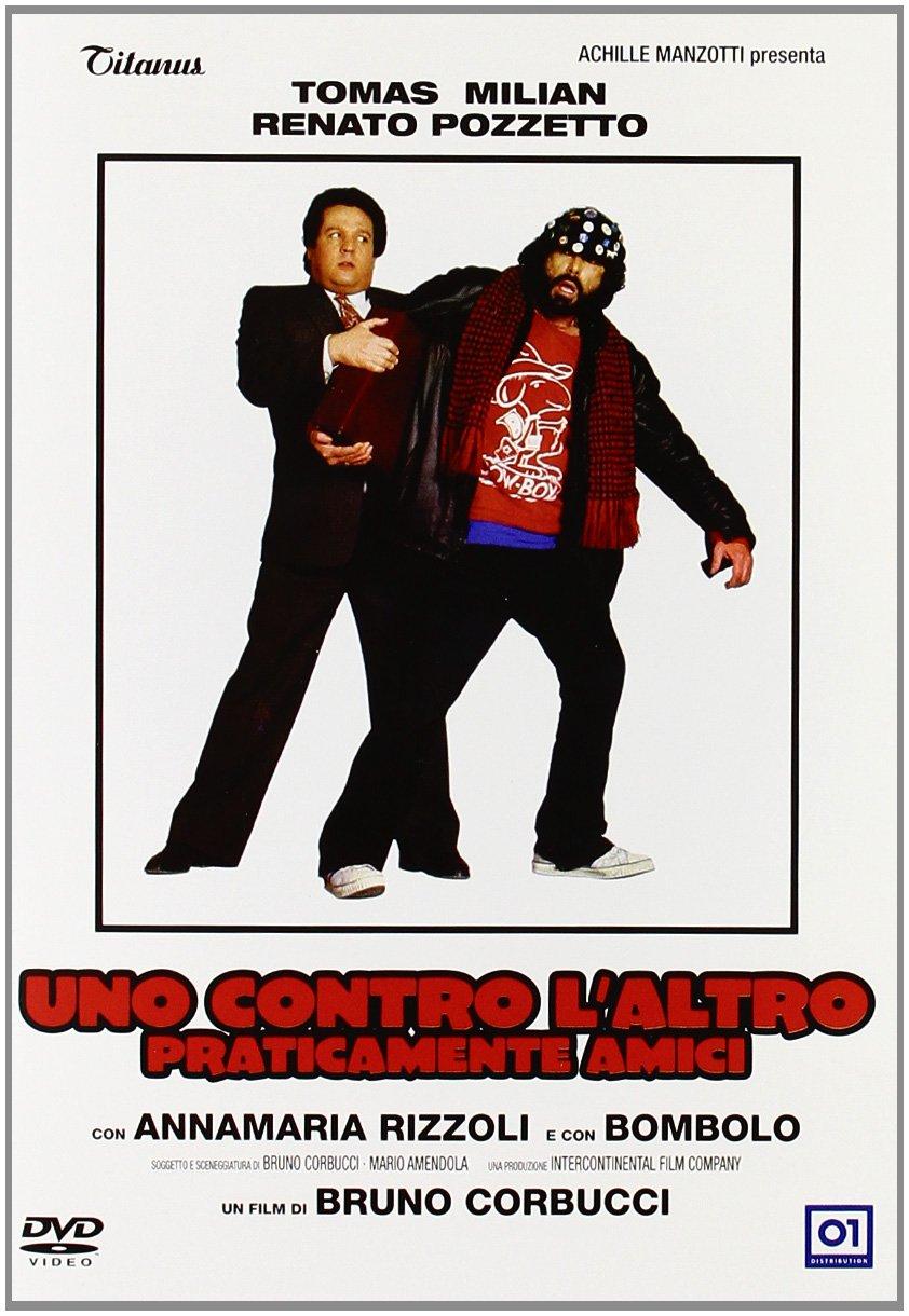 UNO CONTRO L'ALTRO PRATICAMENTE AMICI (DVD)