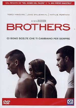 BROTHERS (2009) (DVD)
