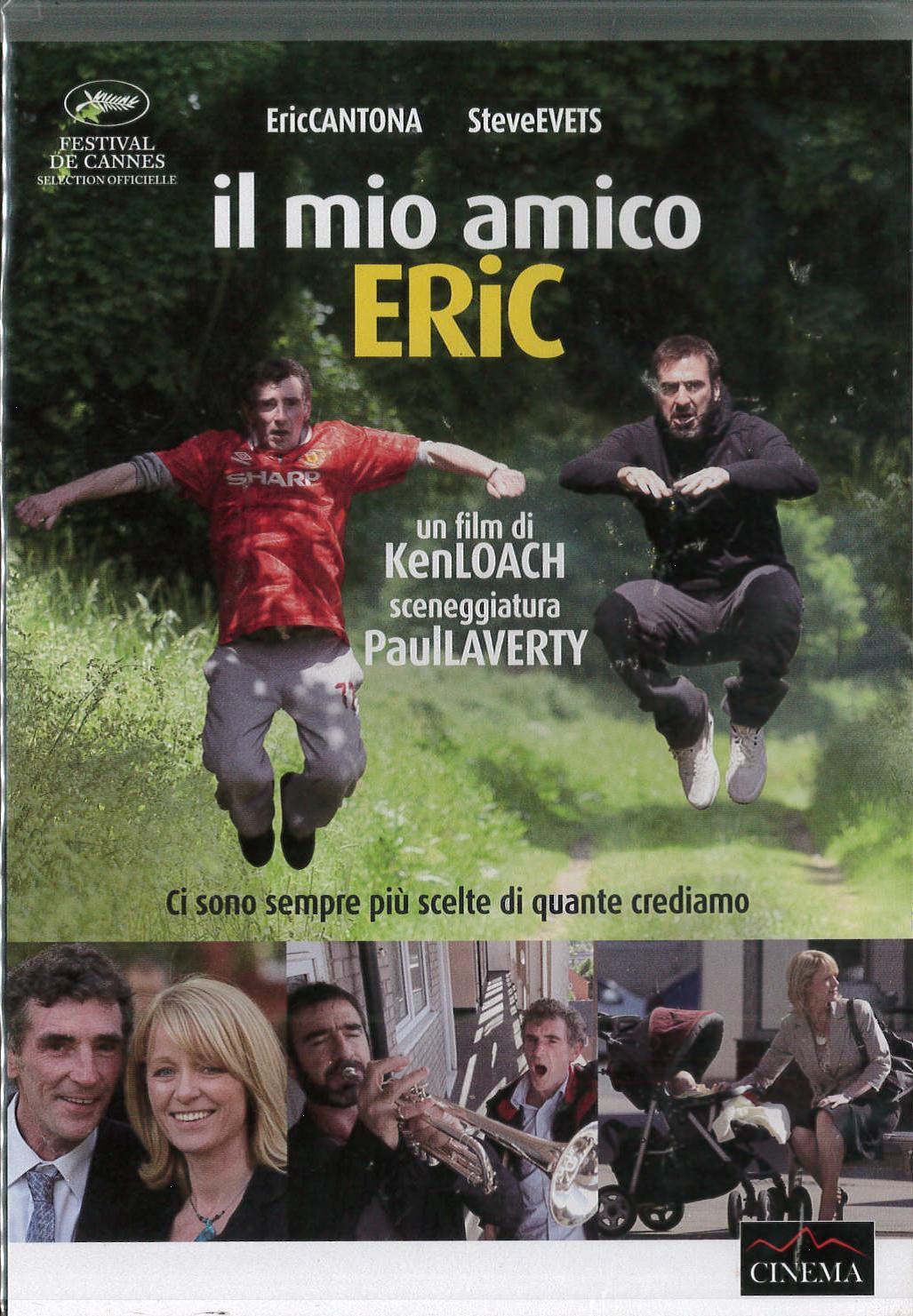 IL MIO AMICO ERIC (DVD)