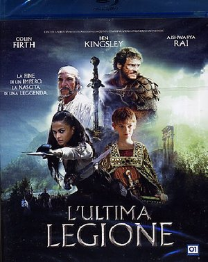 L'ULTIMA LEGIONE (BLU-RAY )