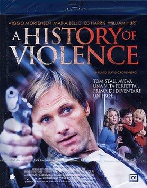 A HISTORY OF VIOLENCE (BLU-RAY )
