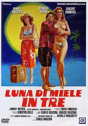 LUNA DI MIELE IN TRE (DVD)
