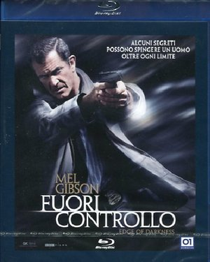 FUORI CONTROLLO - BLU-RAY