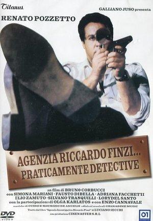 AGENZIA RICCARDO FINZI....PRATICAMENTE DETECTIVE (DVD)