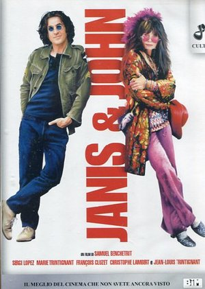 JANIS & JOHN (DVD)