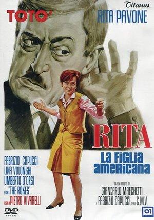 TOTO' RITA LA FIGLIA AMERICANA (DVD)