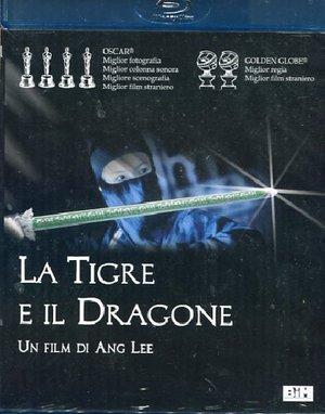 LA TIGRE E IL DRAGONE - BLU-RAY